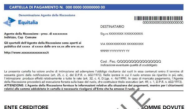 cartella-pagamento