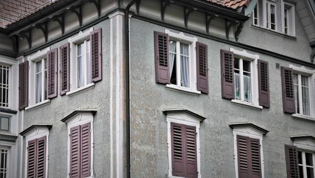 Bonus facciata per l'edificio visibile solo parzialmente